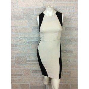 Rachel Roy Block Lace Detail Sheath Dress Size 6
